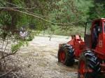 Extragerea Jeep-ului din Nera