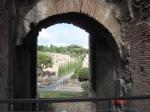 intrarea in Forul roman