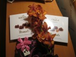 ciocolata si flori