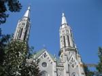 turnurile bisericii vinga