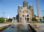 catedrala in constructie