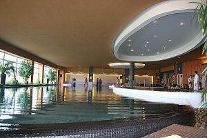 piscina cu margini lichide