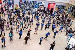 flashmob mall timisoara