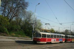 tramvai praghez