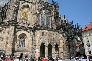 intrarea regilor catedrala sf vitus