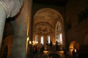 fresce biserica st george