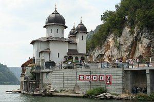 manastirea de sub ape