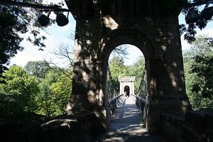 podul de lanturi