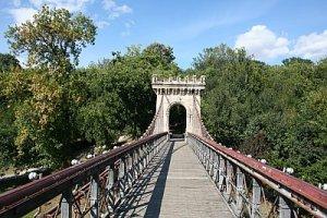 podul din parc