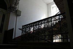 scara interioara palatul cenad