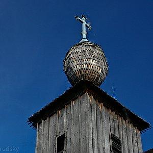 turnul bisericii din lemn
