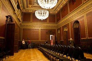 sala festiva-palatul baroc